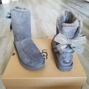 UGG Customizable Suede Boot